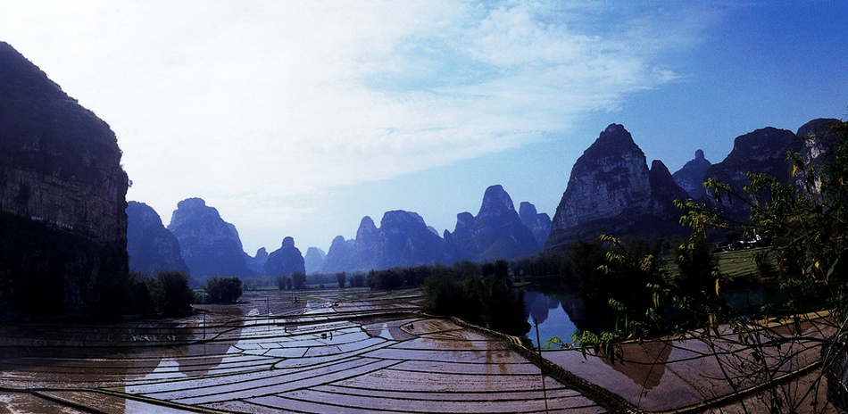 Photos of Ming-shi Countryside